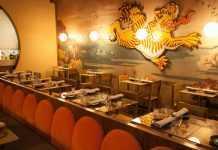 Tora restaurante