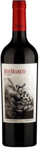 Susana Balbo Wines Benmarco Malbec/4055 1