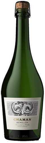 Chaman Wines Chaman Semillón Champenoise Semillón/6102 1