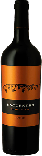 Rutini Wines Encuentro Malbec 2015