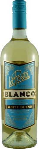 Puerto Ancona La Posta White Blend Blend/6072 1
