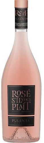 Pulenta Rosé Sil Vous Plait! Merlot/5925 1