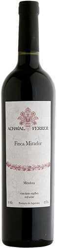 Achával Ferrer Finca Mirador Malbec 2012