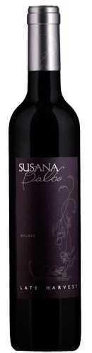 Susana Balbo Wines Susana Balbo Late Harvest Tinto Malbec/401 1