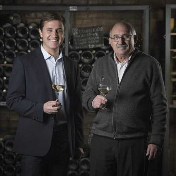 Diego Ribbert y Onofre Arcos_Chandon Argentina