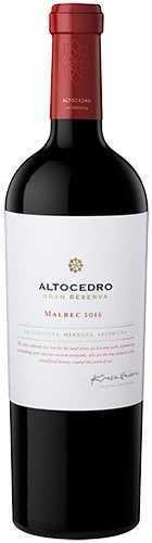 Altocedro Gran Reserva Karim Mussi Winemaker Malbec 2017 1
