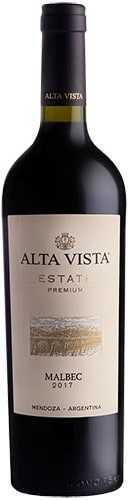 Alta Vista Estate Premium Malbec 2017 1
