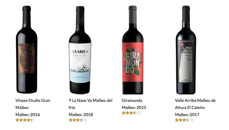 mejores vinos de autor