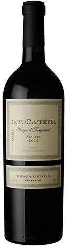 D.V. Catena Vineyard Designated Nicassia Catena Zapata Malbec 2015 1