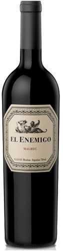 El Enemigo Malbec 2015 1