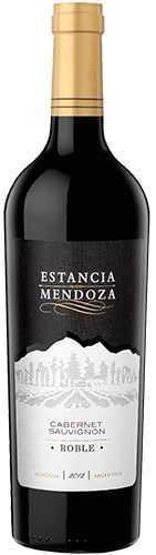 Estancia Mendoza Roble Estancia Mendoza Cabernet Sauvignon 2016