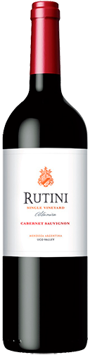 Rutini Single Vineyard Altamira Cabernet Sauvignon 2016