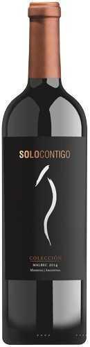 Solocontigo Colección Solocontigo Wine Malbec 2016 1