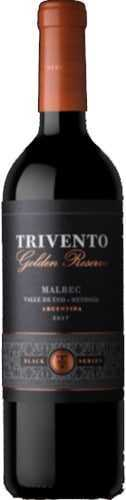 Trivento Golden Reserve Black Series Malbec 2018 1