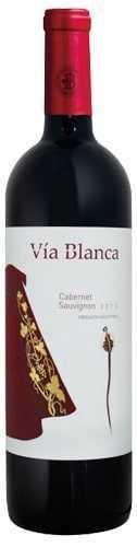 Vía Blanca Iaccarini Cabernet Sauvignon 2013 1