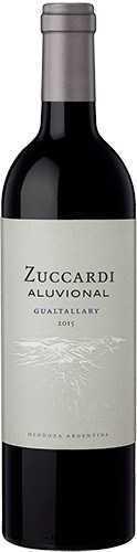 Aluvional Gualtallary Zuccardi Valle de Uco Malbec 2015 1