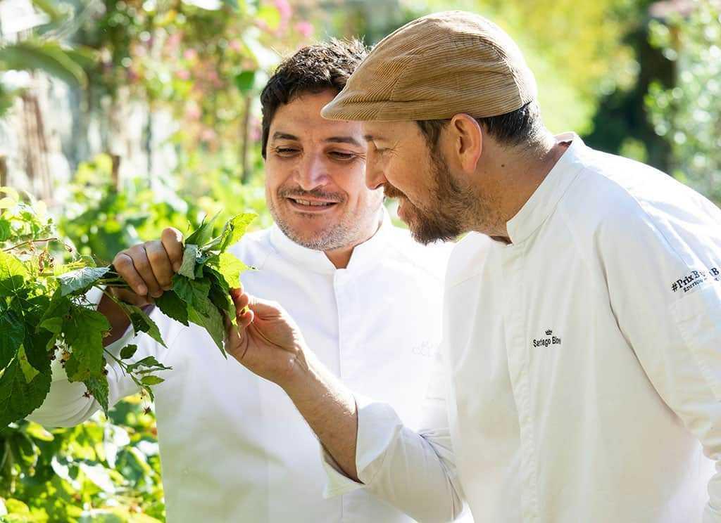 El cocinero Santiago Blondel cocina hoy y mañana en Buenos Aires 1