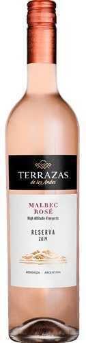 Terrazas de los Andes Malbec Rosé Terrazas de los Andes Malbec 2019