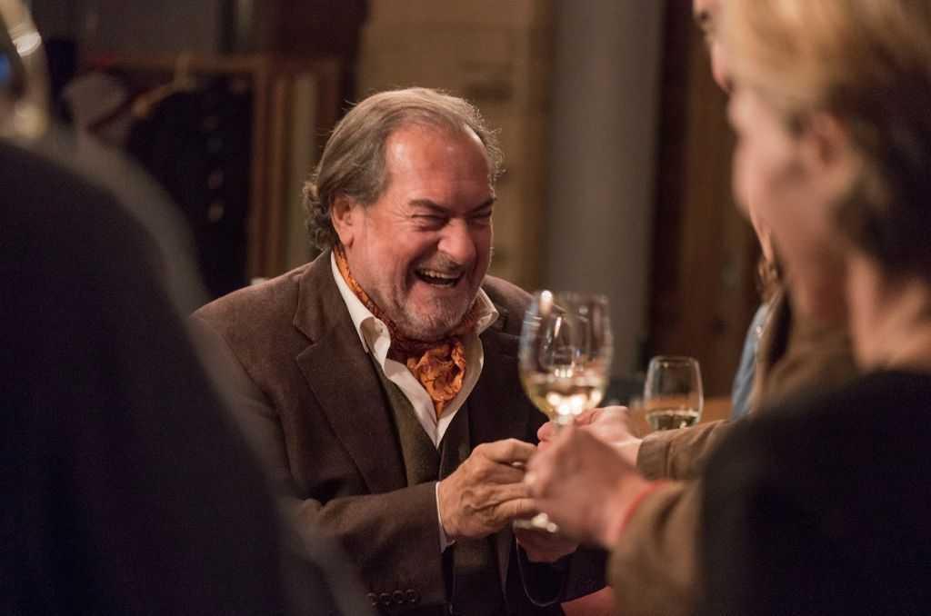 Davidoff, Clos de los 7 y Michel Rolland, juntos en The Cigar & Wine tour 2020 1
