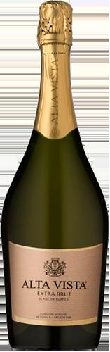 Alta Vista Extra Brut Bodega Alta Vista Chardonnay 1