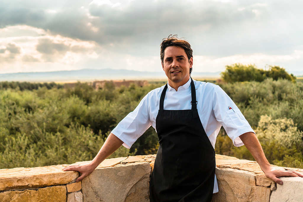 Chef Lucas Olcese