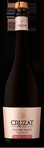 Cruzat Cuvée Rosé Pinot Noir Blend 1