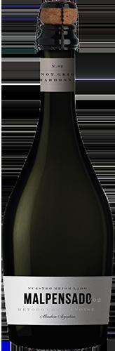 Malpensado Extra Brut Método Champenoise Malpensado Blend 1