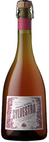Sylvestra Brut Nature Rosé Pinot Noir 1