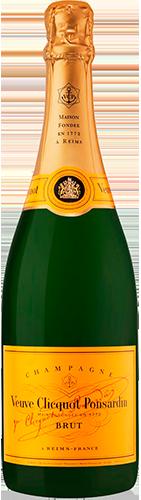 Veuve Clicquot Brut Yellow Label 1