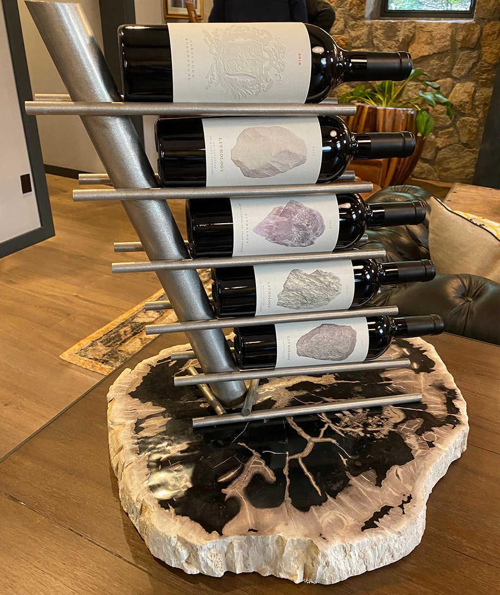 Colección vinos Alejandro Bulgheroni Estate Napa Valley