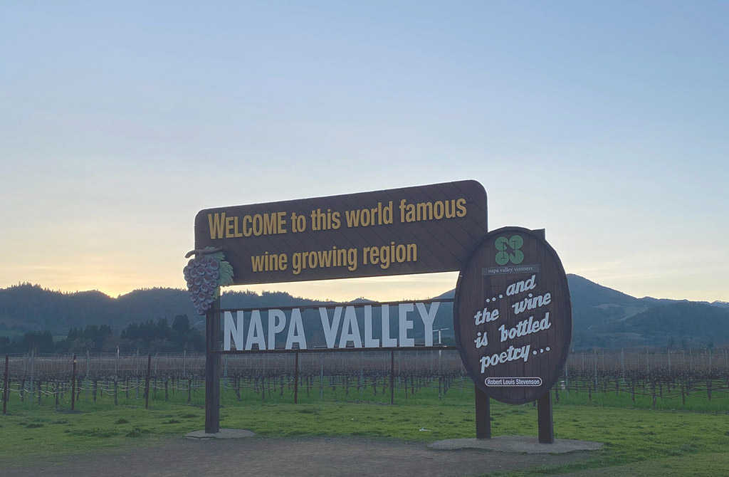 Napa Valley, la elite del vino californiano 1