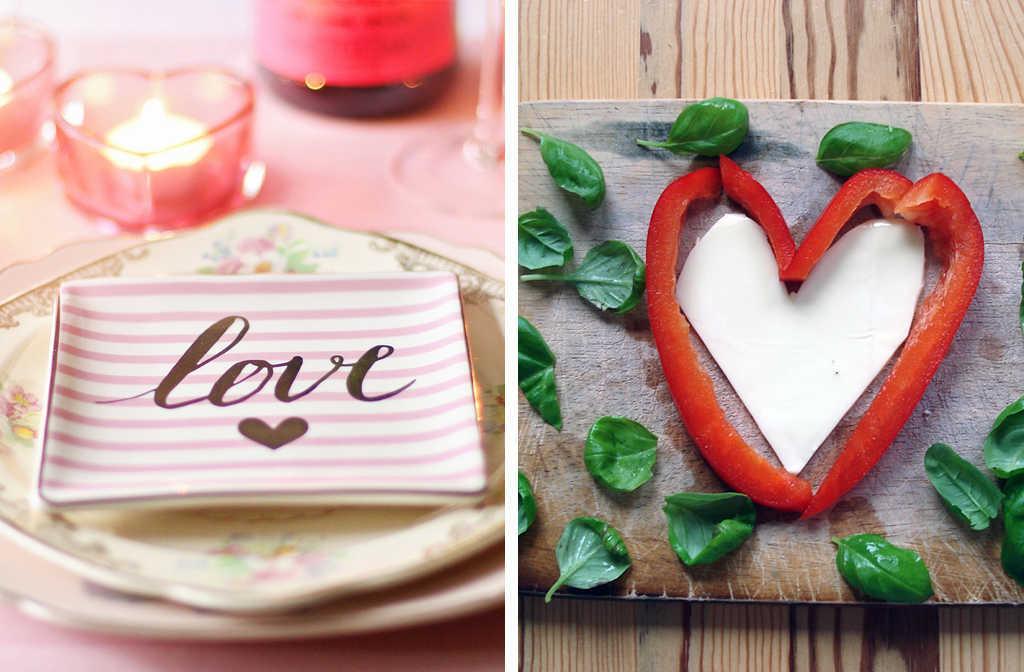 celebrar San Valentin