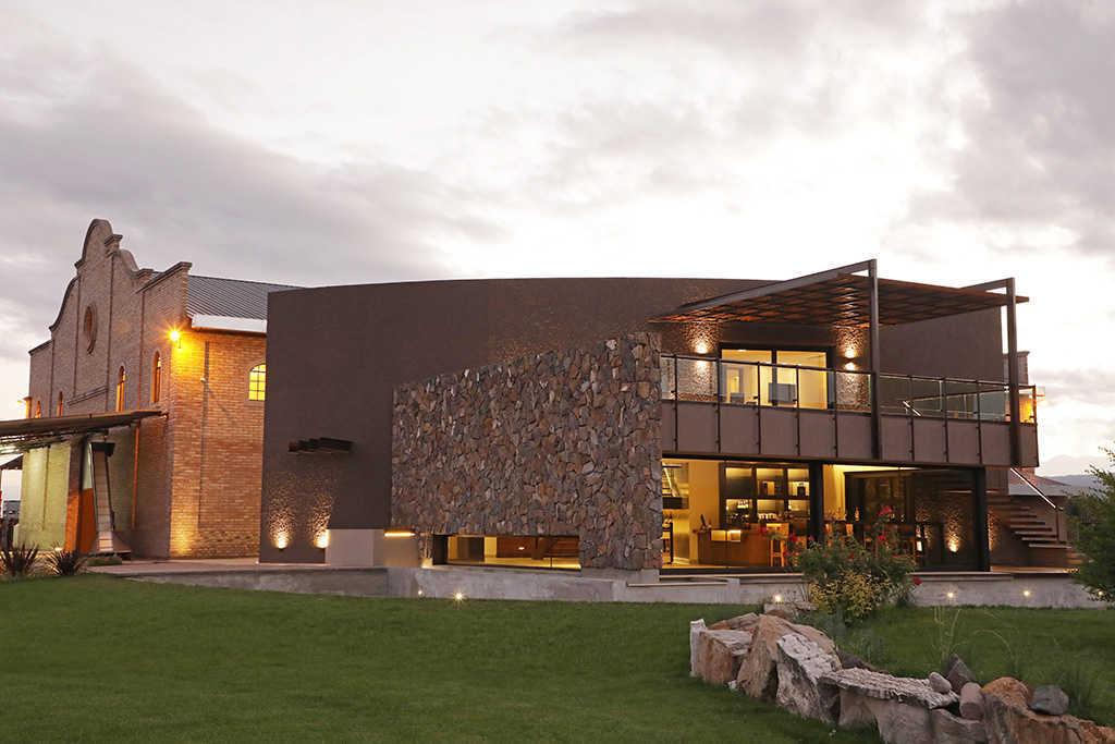 Viña Las Perdices visitor center