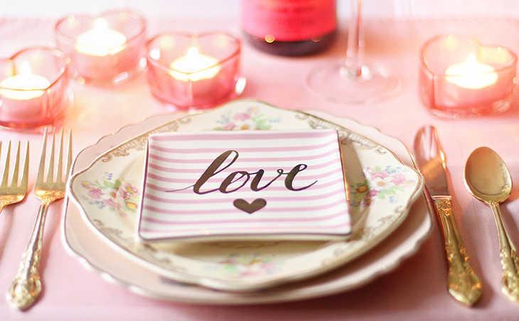 celebrar san Valentín