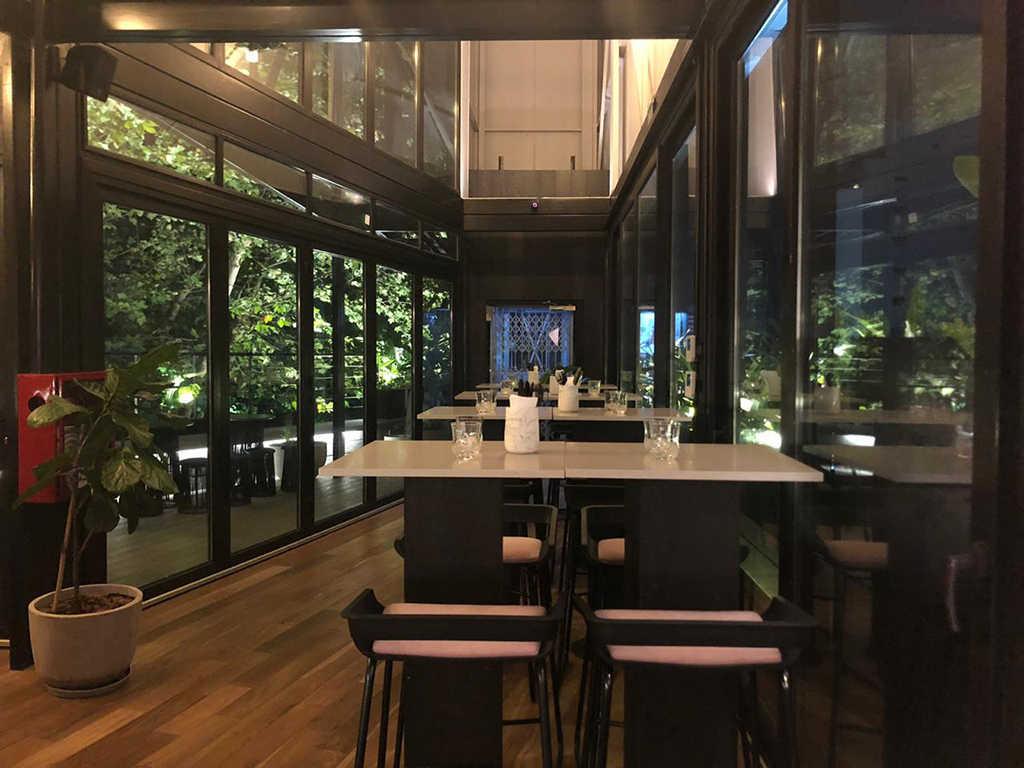 Llega Mudra, un roof top con cocina 100% plant based 2