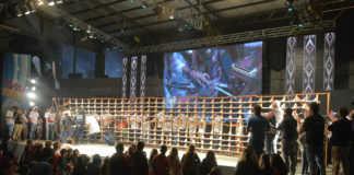 record mundial del salame de Tandil