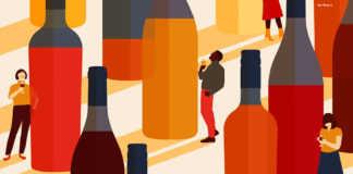 Qué vino es más suave
