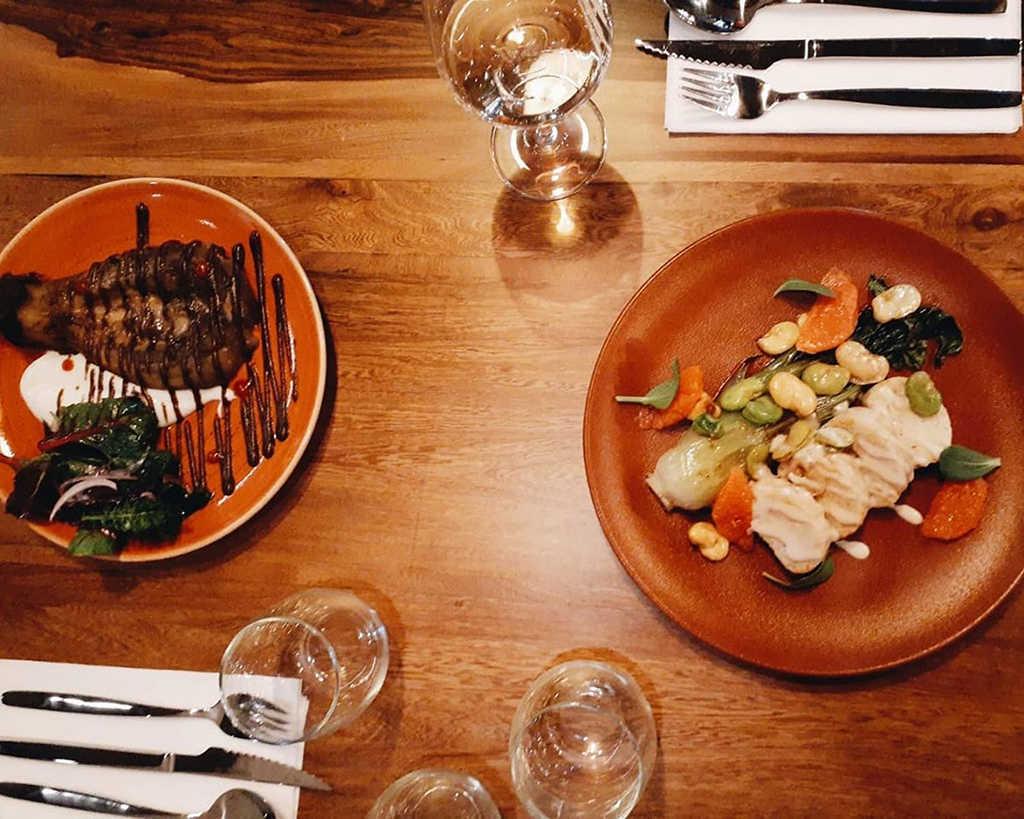 Abre Revuelta, el original restó de Palermo de cocina ecléctica 2