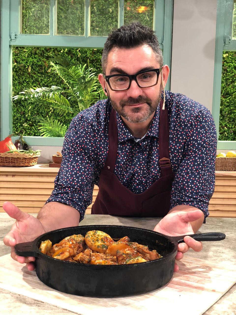 recetas de Juan Braceli