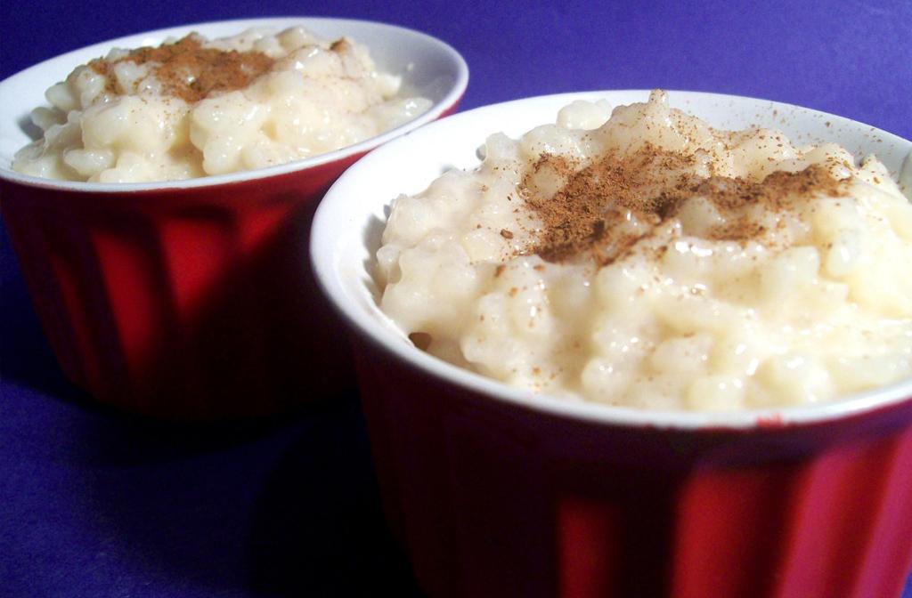 Receta arroz con leche clásico