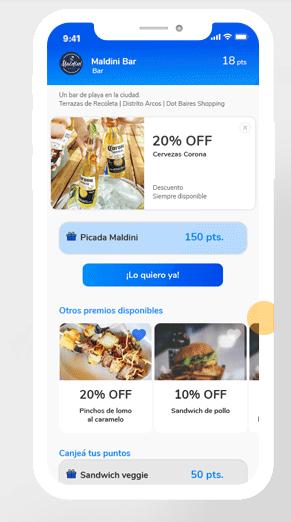 Una app gratuita para que restaurantes y bares alimenten su poder de seducción 1