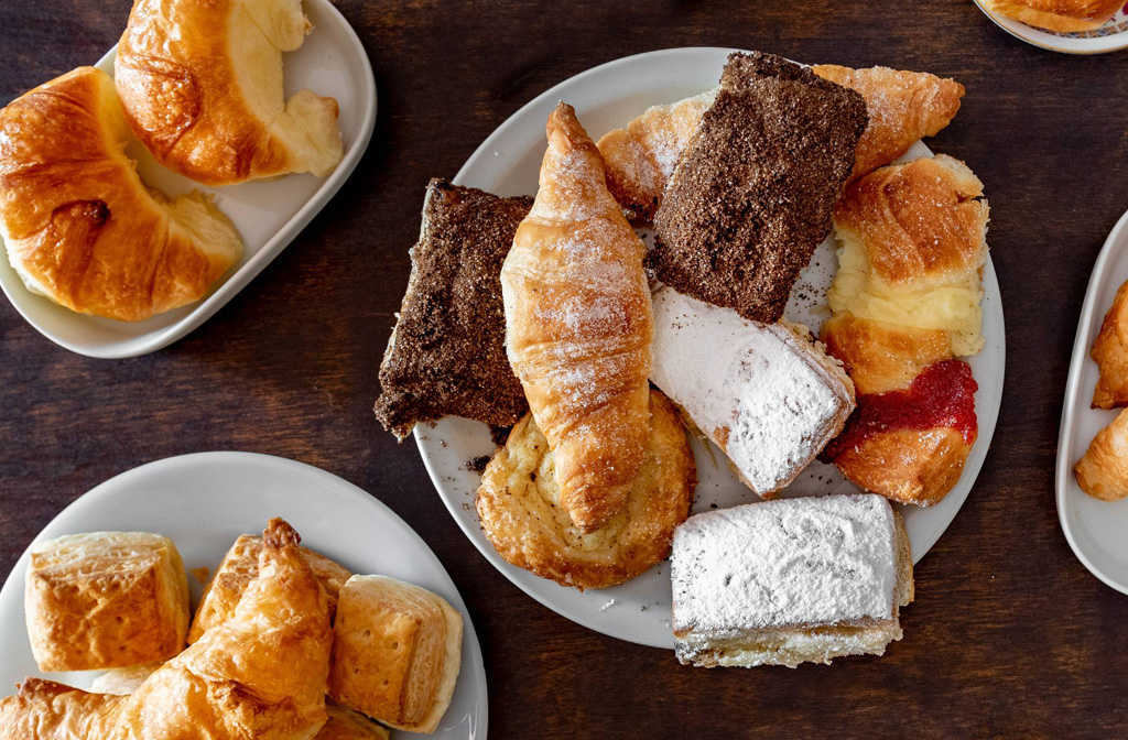 facturas de panadería