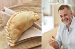 Empanadas de lomo: la versión perfecta del chef Christian Petersen 1