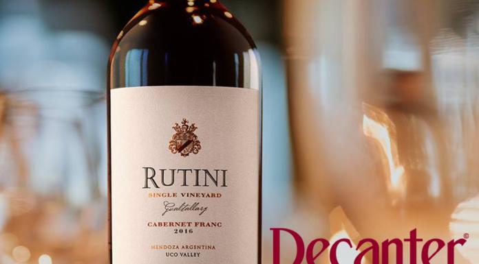 Rutini Single Vineyard Cabernet Franc