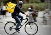 delivery de comida