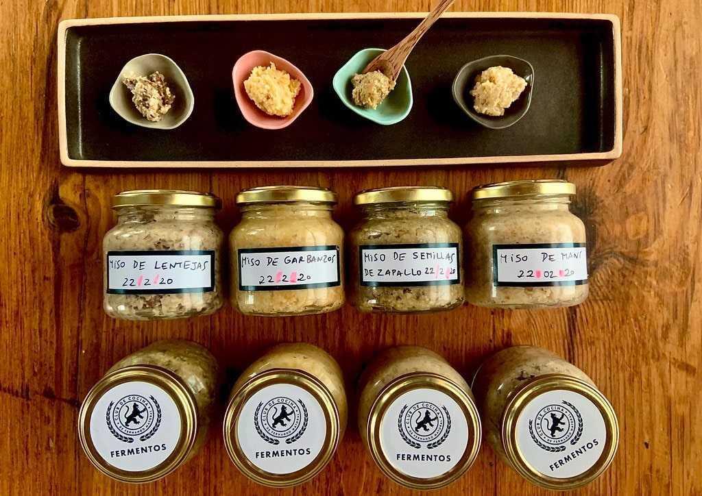 Las creaciones fermentadas de Fernando Mayoral