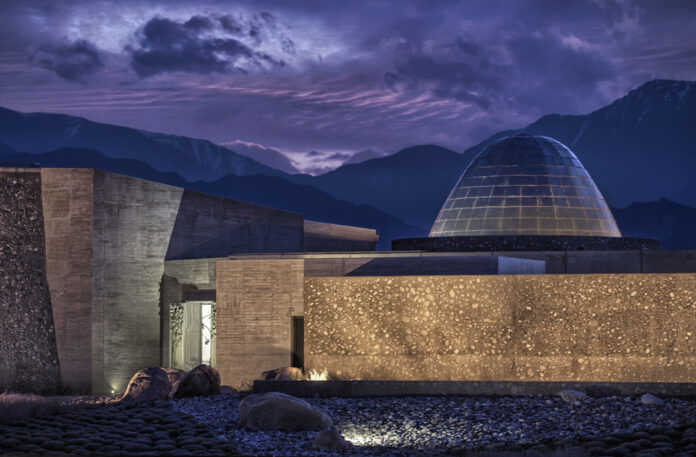 Familia Zuccardi Valle de Uco vuelve a acomodarse entre los mejores destinos del mundo para The World's Best Vineyard.