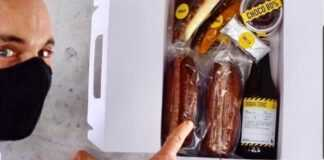 comidas gourmet con delivery