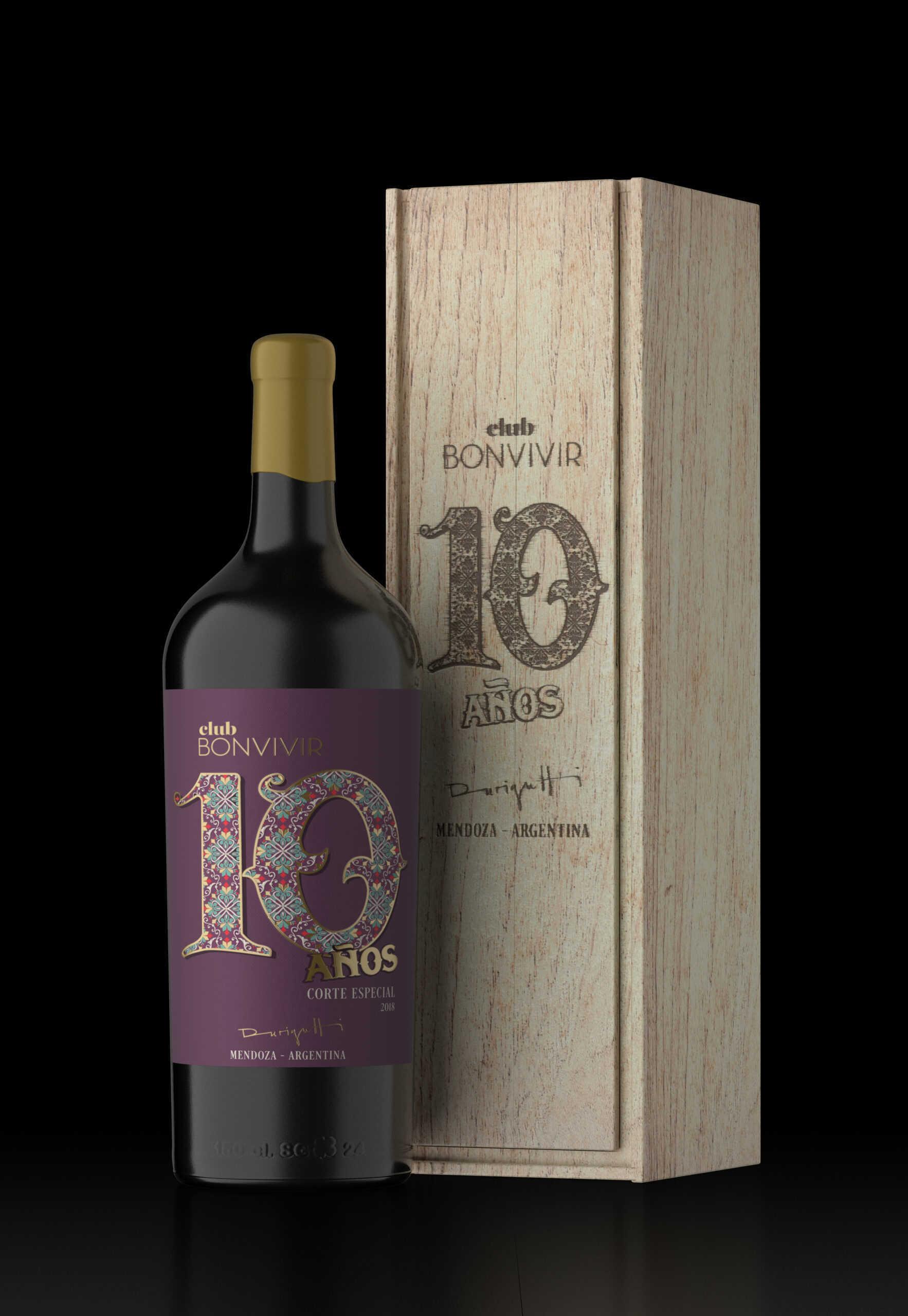 Club BONVIVIR se pone la 10: cumple una década y festeja con vino propio 2