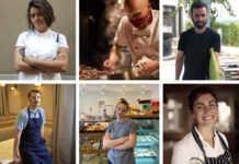 jóvenes cocineros argentinos